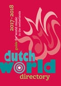 Dutch World Directory new edition
