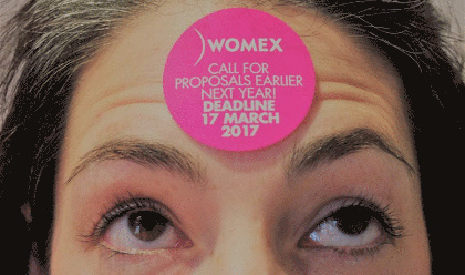 Last Chance to Be a Part of WOMEX 17. Application before Fri 17 March!