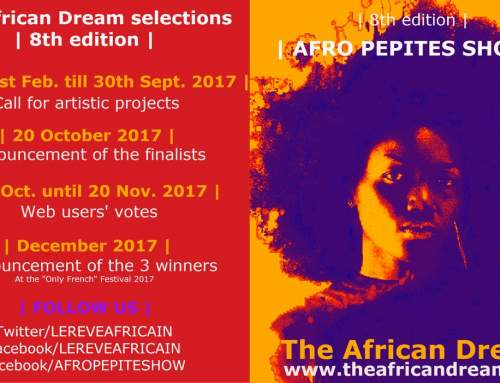 Call for Artists The African Dream deadline 30 sep