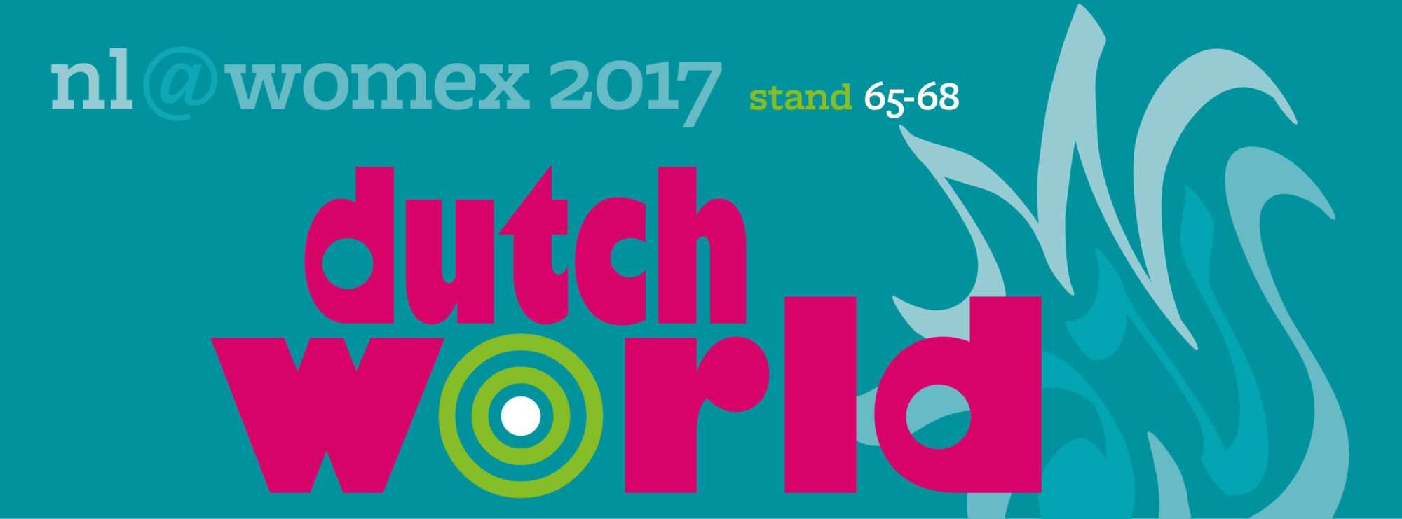 Dutch Umbrella @WOMEX 2017