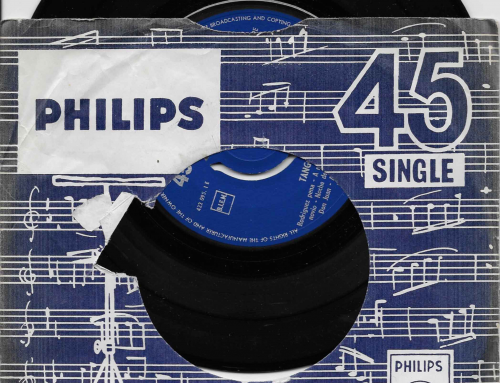 Old vinyls, new views- the A & B side of our musical future