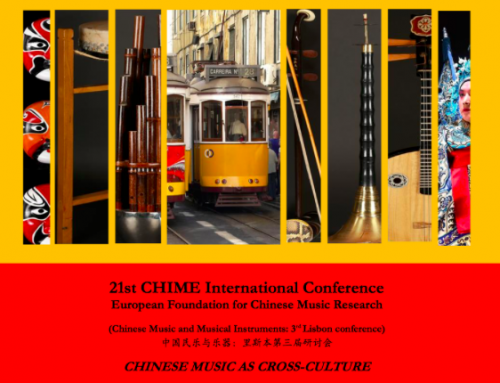 21st CHIME International Conference: Final Programme
