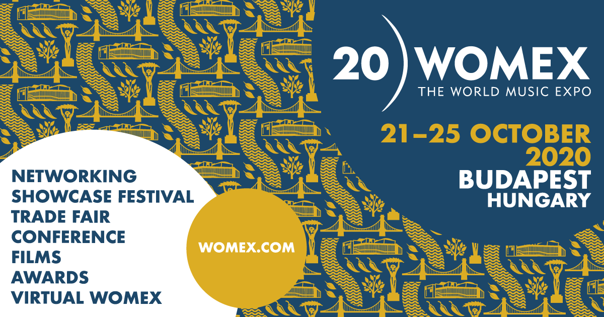 Update WOMEX Budapest 2020