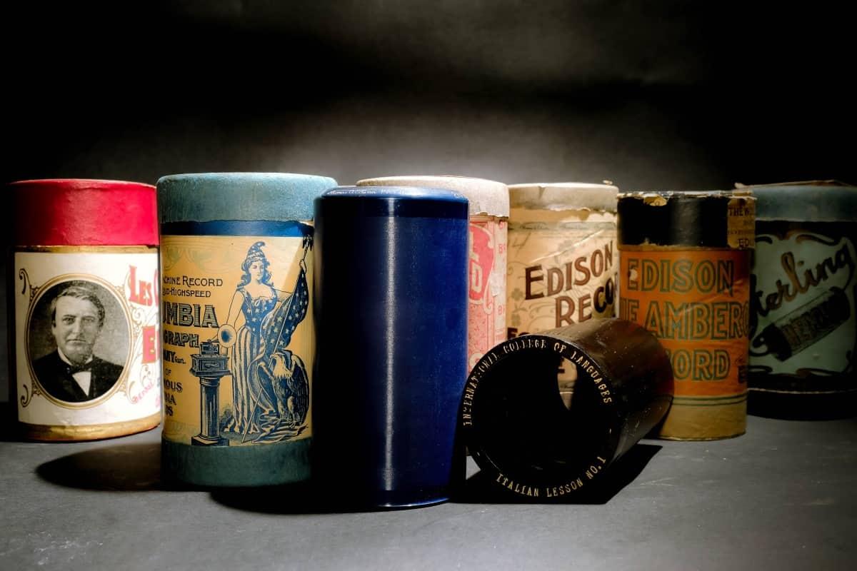 Unieke collectie wasrollen digitaal te beluisteren via Muziekweb