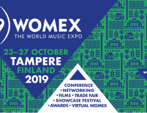 WOMEX 2019 – Korting registratie via WMF