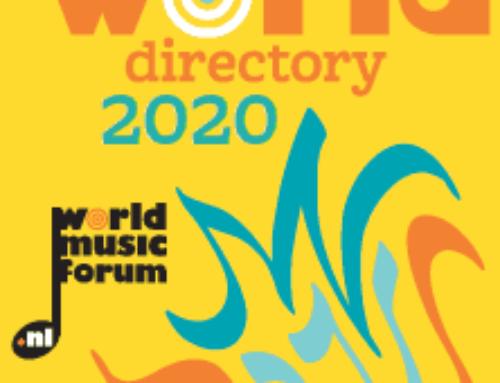 Dutch World Directory 2020 – deadline aanmelden verlengd tot vrijdag 6 sep!