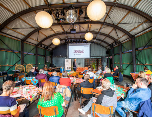 World Blend Conference & Blend Café – Toekomstmuziek!