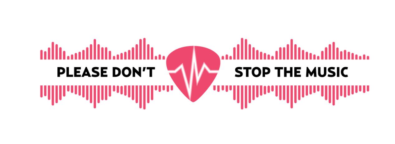 Call: PleaseDon'tStopTheMusic – nieuw inititatief – voor NL artiesten!