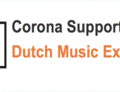 Corona Support Dutch Music Export
