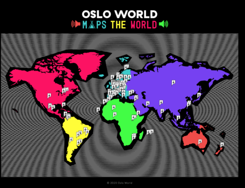 Oslo Maps the World