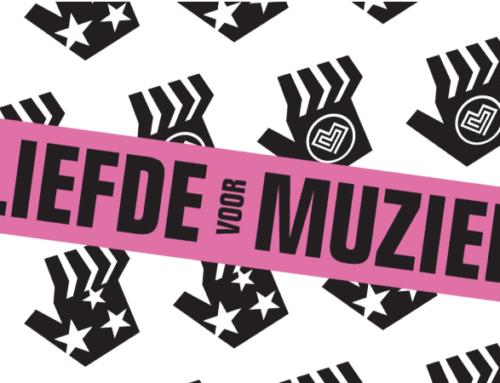 Liefde voor Muziek -actie  spread the word – voor 22 juni!