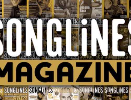 20 years of world music history in one collectors' edition of Songlines