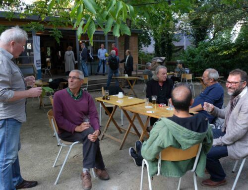 World Blend Café Zomer netwerkborrel – 3 aug 2020 – verslag