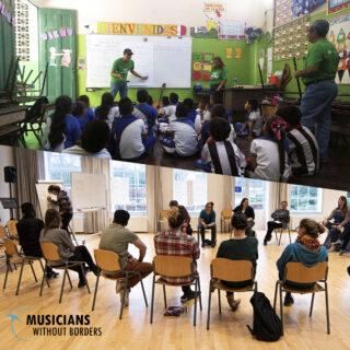 Verbeter je muzikaal leiderschap met Musicians Without Borders