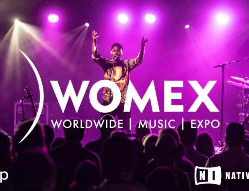Calling All Music Producers Worldwide | WOMEX & Native Instruments