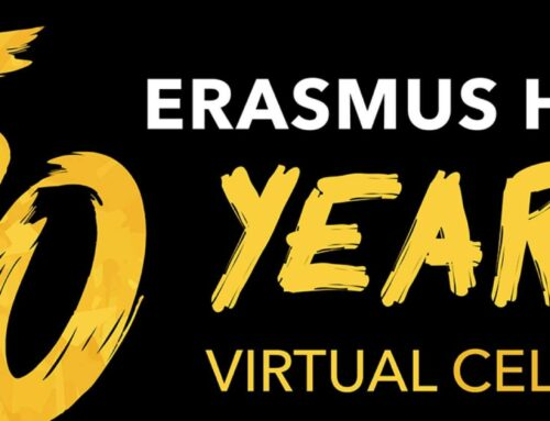 Save the date: Erasmus Huis 50 Years Young Celebration
