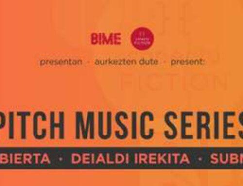 Pitch Music Series: convocatoria internacional para música y series de ficción
