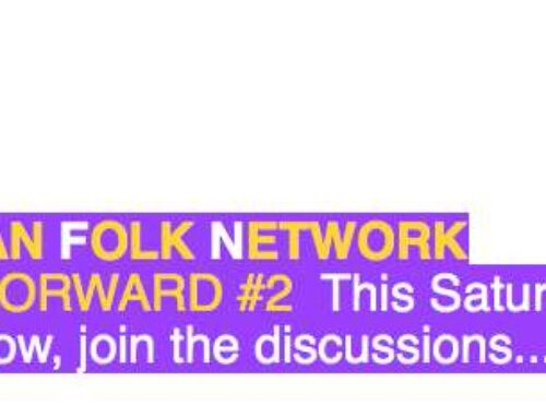 European Folk Network – Spring Forward Sat 24 april
