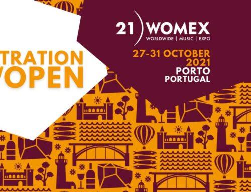 Met World Music Forum NL naar Womex 2021
