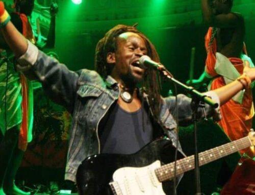 Afrikaanse Roots Reggae in poppodium Duycker