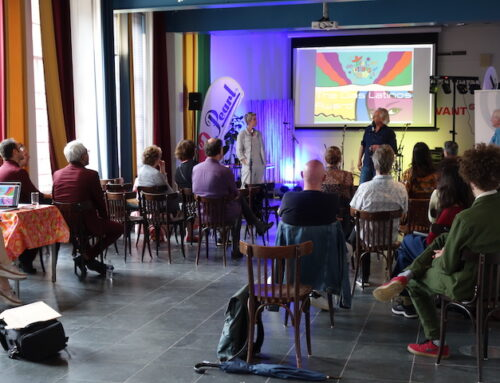 World Blend Café – Latin touch? Latin Dutch! – Verslag