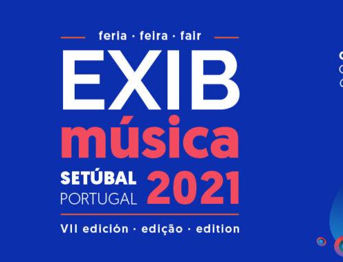 VII Edition EXIB Música 2021 Cocreating experiences