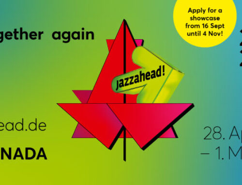 Jazzahead: Don't miss: Early bird rate until 18 Oct | Showcase applications until 4 Nov