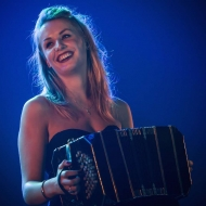 Simone van der Weerden - Young Dutch bandoneon-player